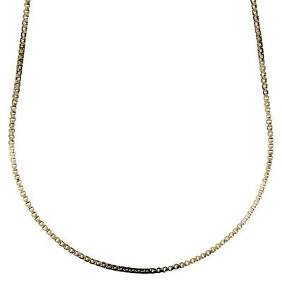 Pilgrim Gold Nancy Classic Chain Necklace 45 cm