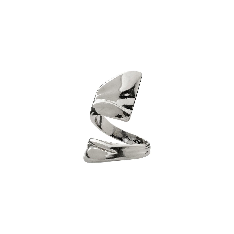 Pilgrim Silver Water Element Ring