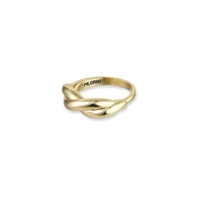 Pilgrim Gold Skuld Ring