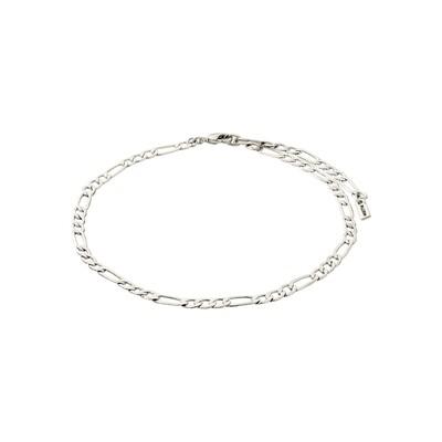 Pilgrim Silver Figaro Ankle Chain