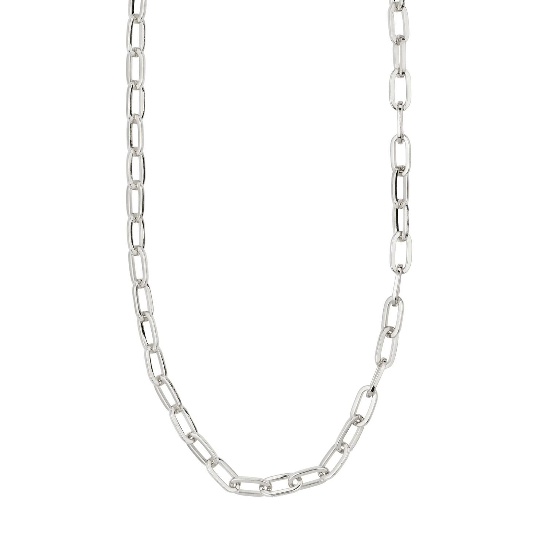 Pilgrim Silver Bibi Chain Necklace