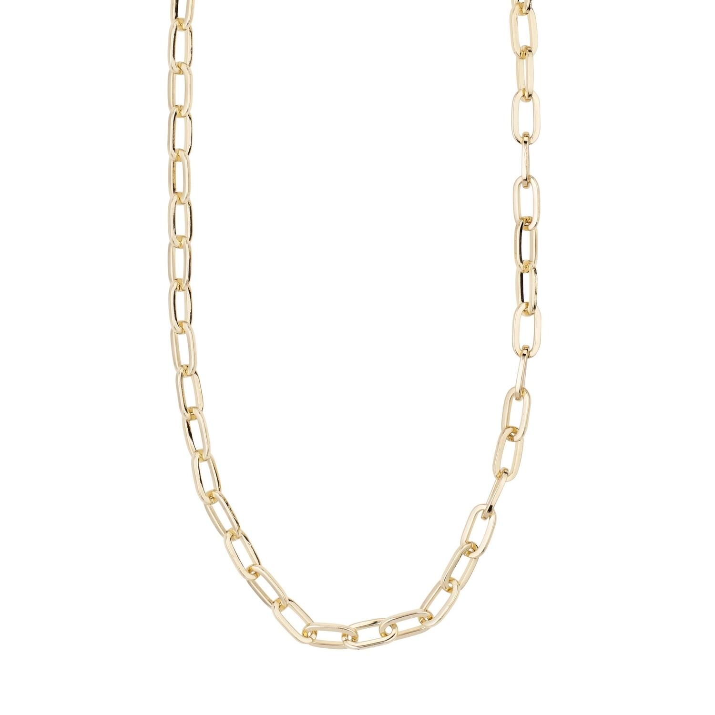 Pilgrim Gold Bibi Chain Necklace