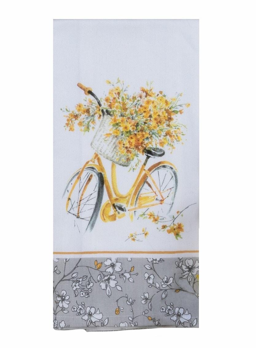 Kay Dee Designs Tea Towel   Sweet Home Bicycle