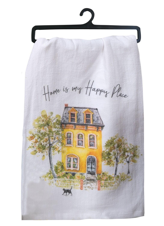 Kay Dee Designs Flour Sack Towel   Sweet Home