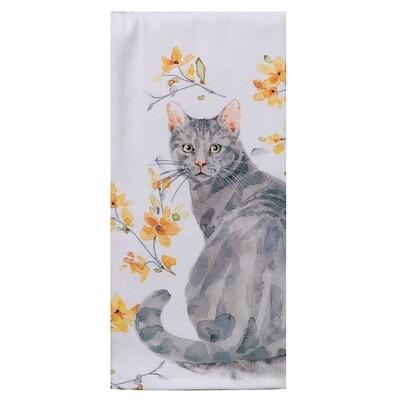 Kay Dee Designs Duel Purpose Terry Towel | Sweet Home Cat