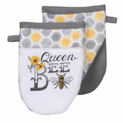 Kay Dee Designs Grabber Mitt | Just Bees Queen Bee