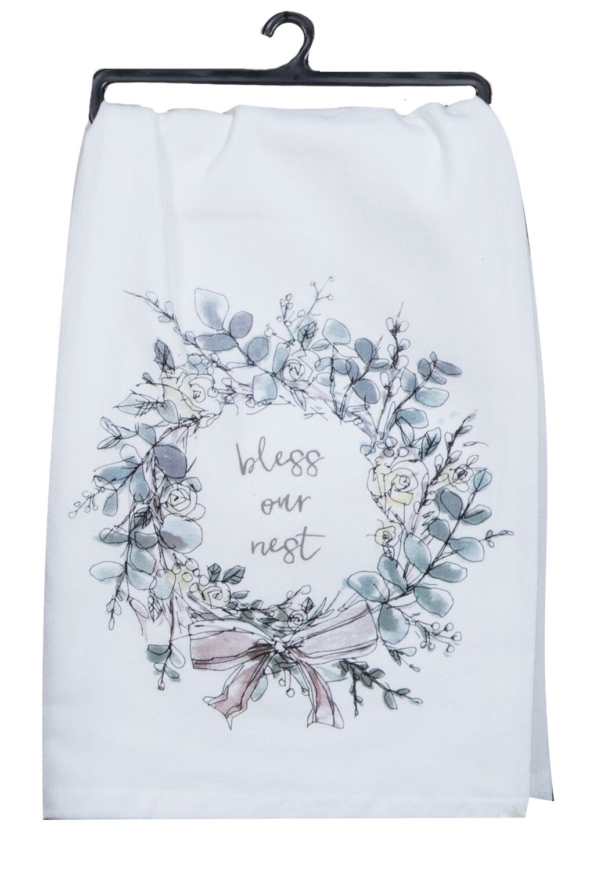 Kay Dee Designs Flour Sack Towel   Modern Farmhouse