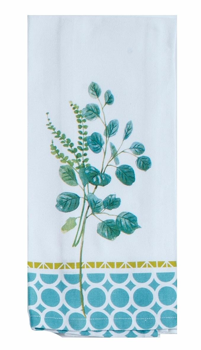 Kay Dee Designs Tea Towel | Greenery