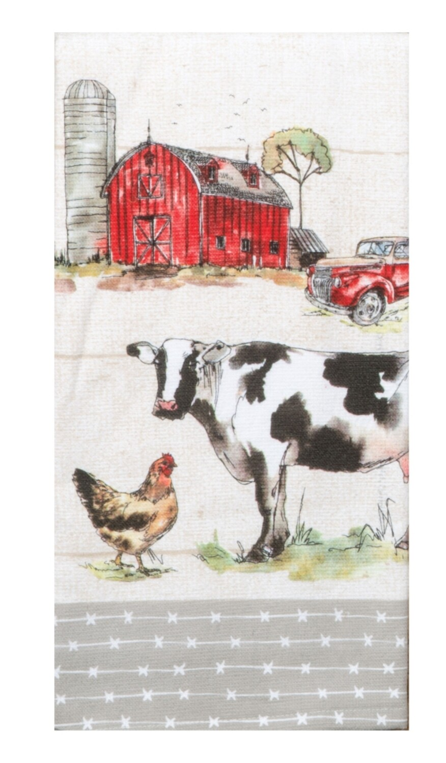 Kay Dee Designs Duel Purpose Terry Towel | Country Life