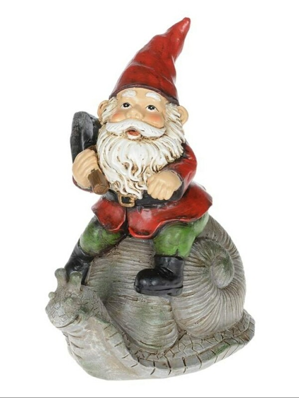 Gnome on Snail