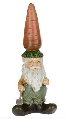 Garden Gnome - Carrot