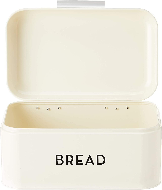 Now Designs Small Bread Bin | Ivory