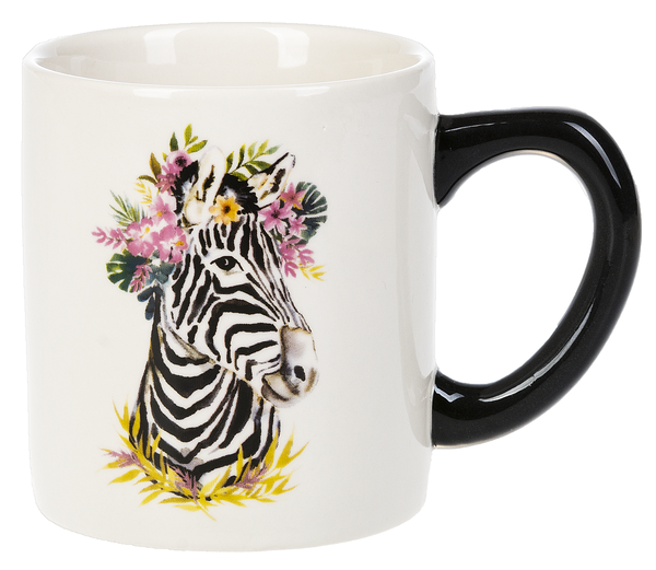 GANZ Safari Mug - Zebra