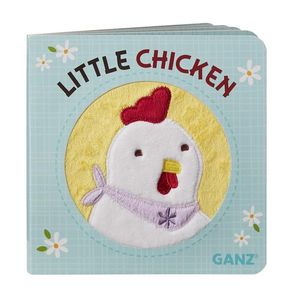 GANZ Chicken Little Board Book