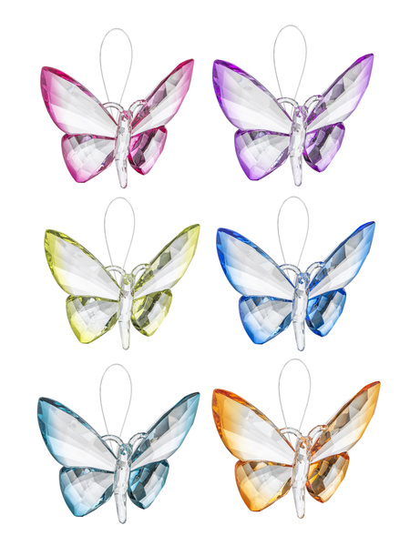 Hanging Butterfly Ornament