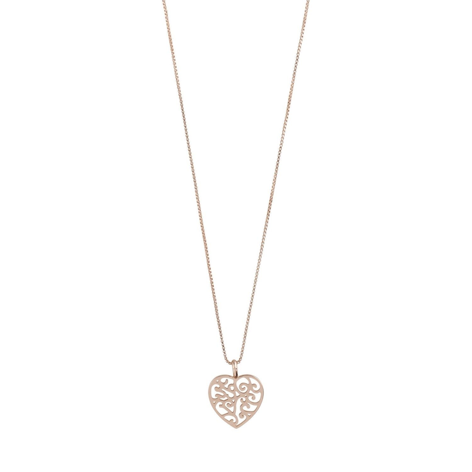 Pilgrim Rose Gold Felice Necklace