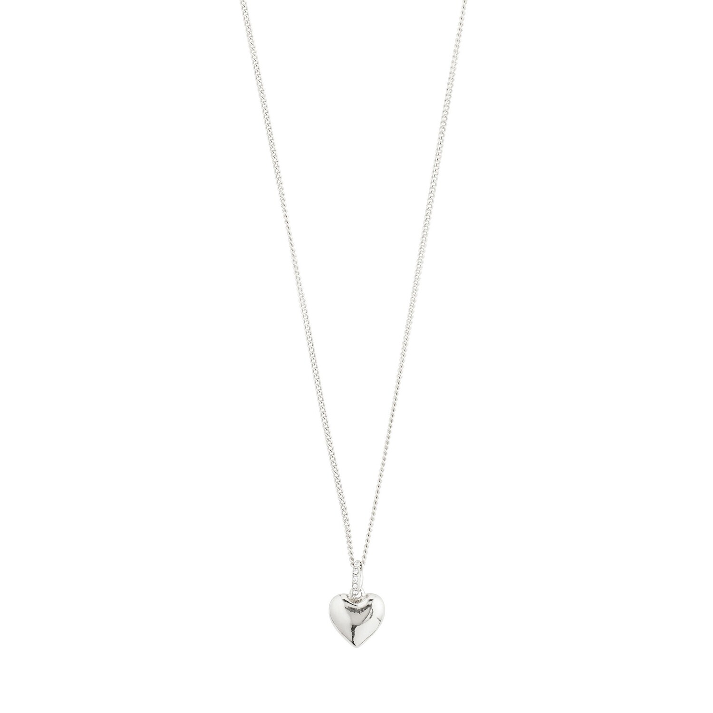 Pilgrim Silver Sophia Crystal Necklace