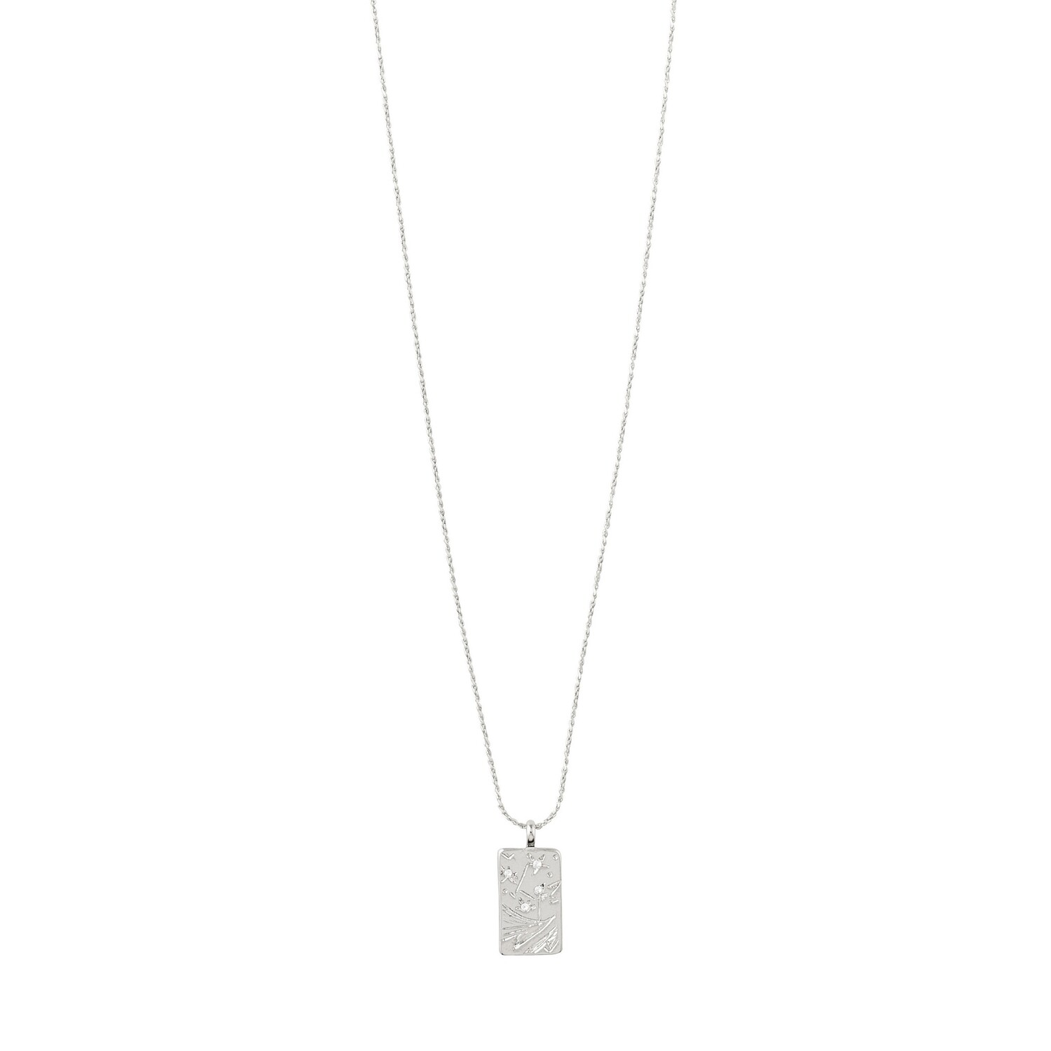 Pilgrim Silver Gracefulness Necklace