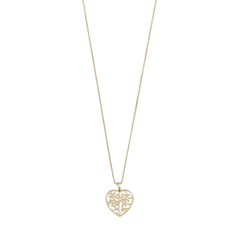 Pilgrim Gold Felice Necklace