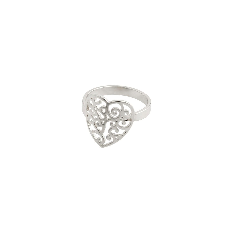 Pilgrim Silver Felice Ring