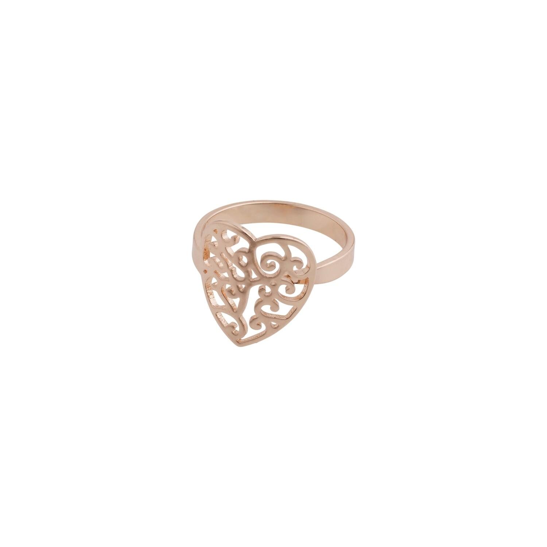 Pilgrim Rose Gold Felice Ring