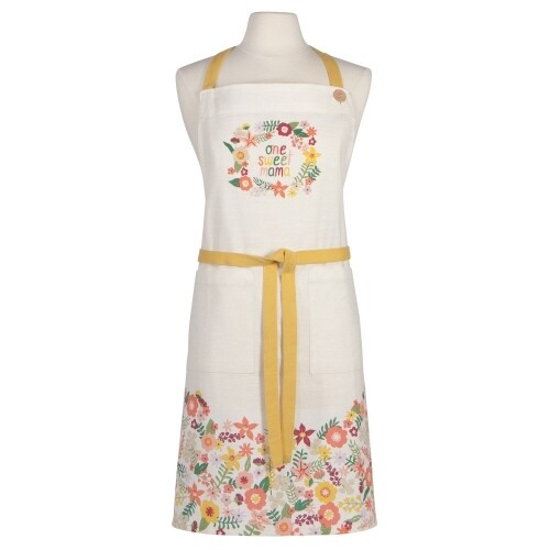 Now Designs Spruce Apron - Sweet Mama