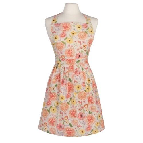 Now Designs Classic Apron - Cottage Floral