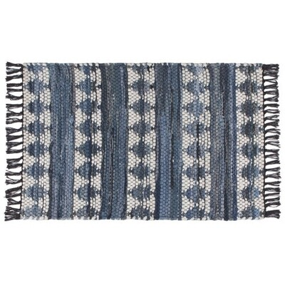 Now Designs Cotton Rug | Chindi Wink