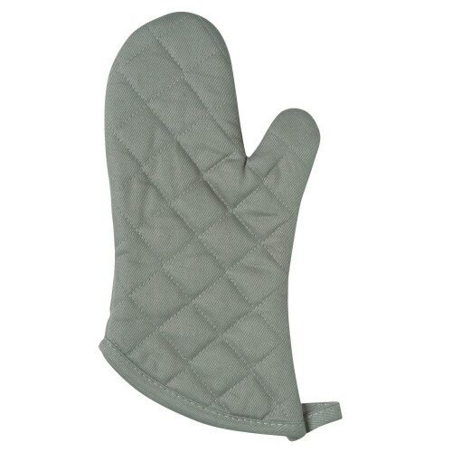 Now Designs Superior Oven Mitt (Set of 2)| London Grey