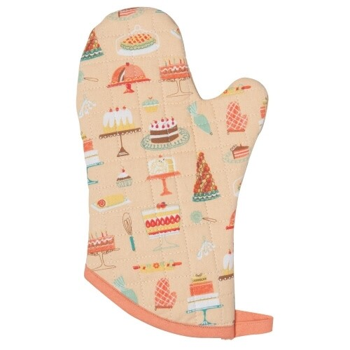 Now Designs Oven Mitt (Set Of 2) | Cake Walk