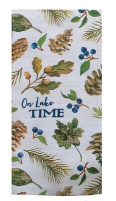 Kay Dee Designs Duel Purpose Terry Towel | On Lake Time