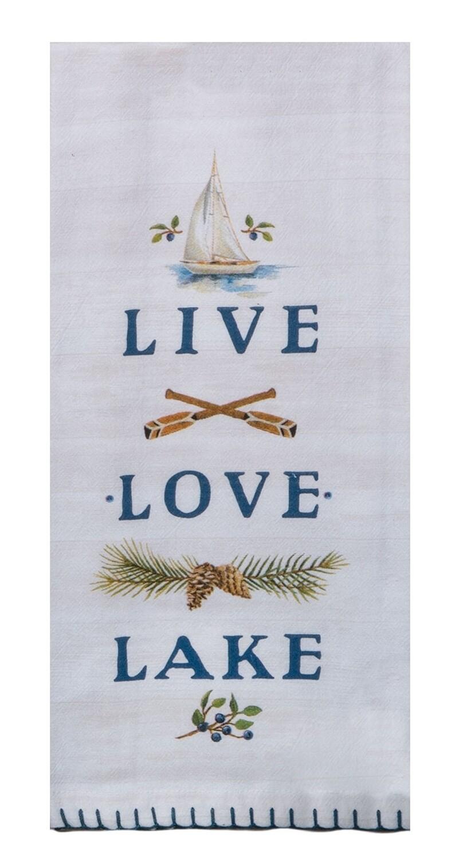 Kay Dee Designs Flour Sack Towel | Live Love Lake