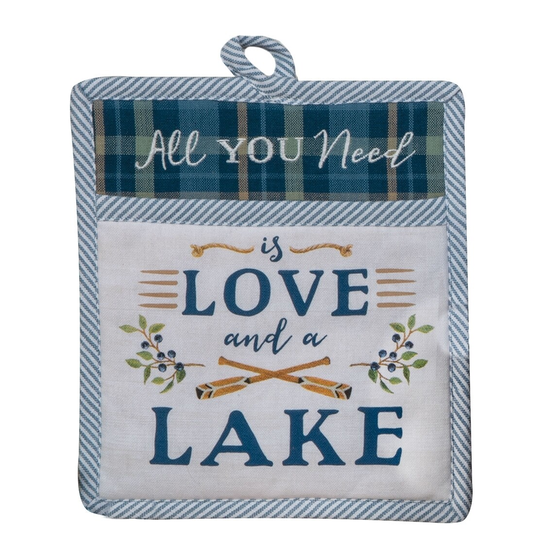 Kay Dee Designs Pocket Mitt | All you need is Love & a Lake