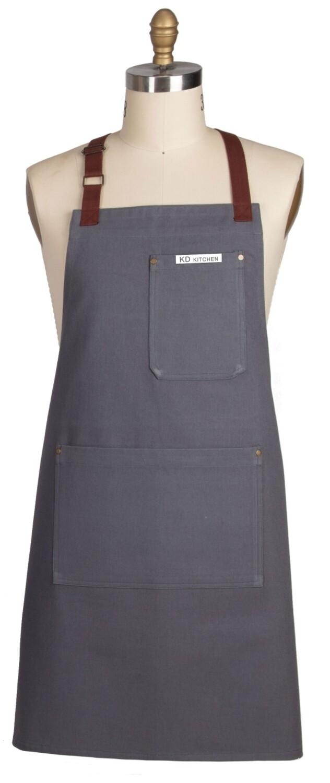 Kay Dee Designs Chef Apron | Grey Twill