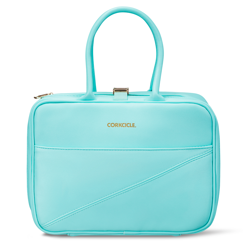 Corkcicle Baldwin Boxer Lunch Box | Turquoise