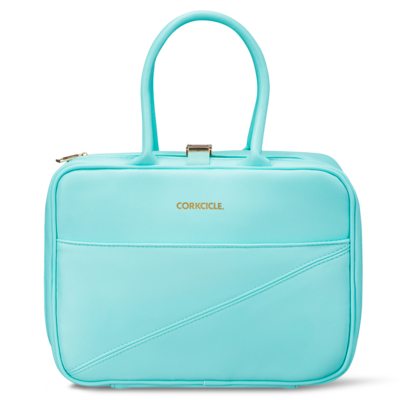 Corkcicle Baldwin Boxer Lunch Box   Turquoise