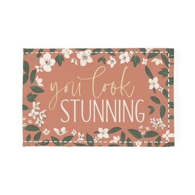 Compact Mirror - You Look Stunning