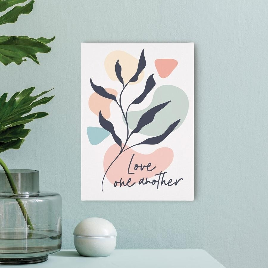 Small Canvas - Love One Another