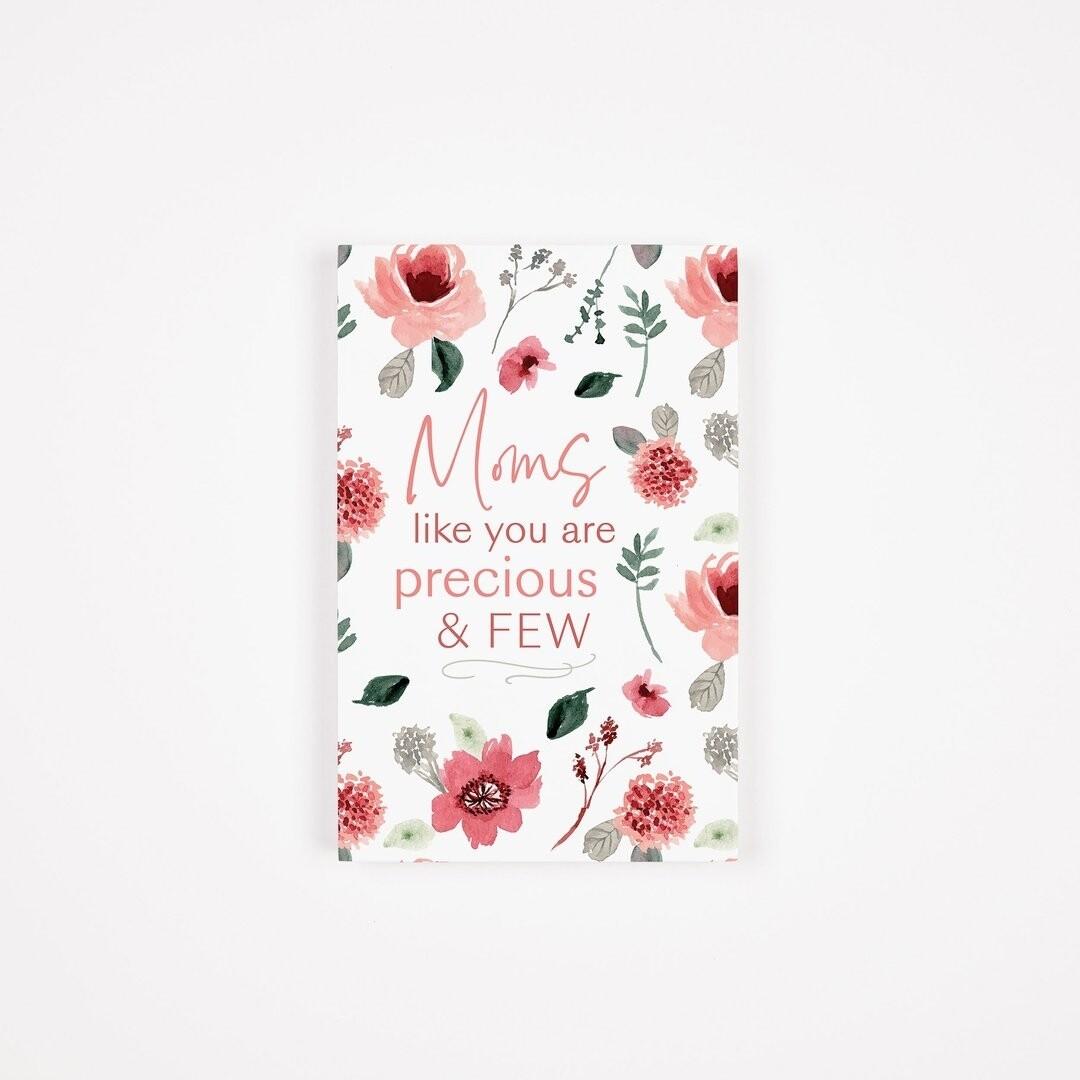 Wooden Keepsake Card - Mom