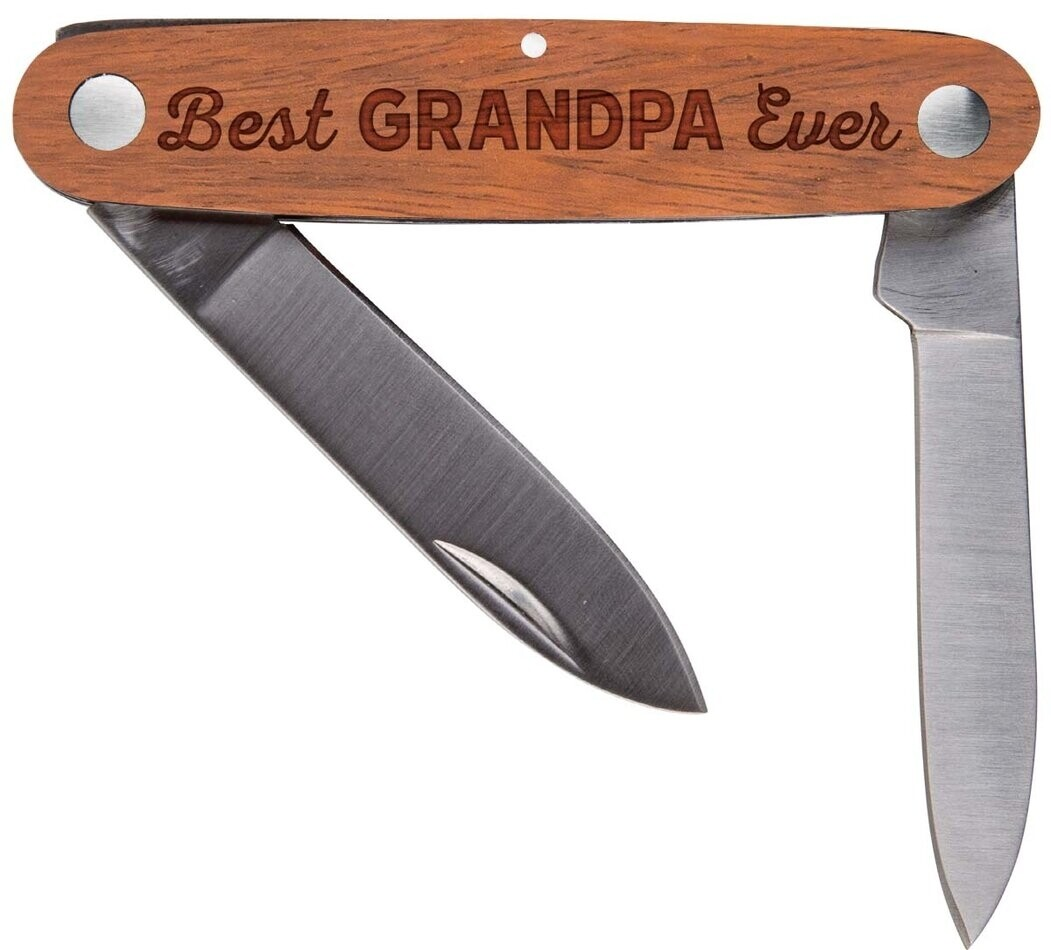 PG Dunn Pocket Knife | Best Grandpa Ever