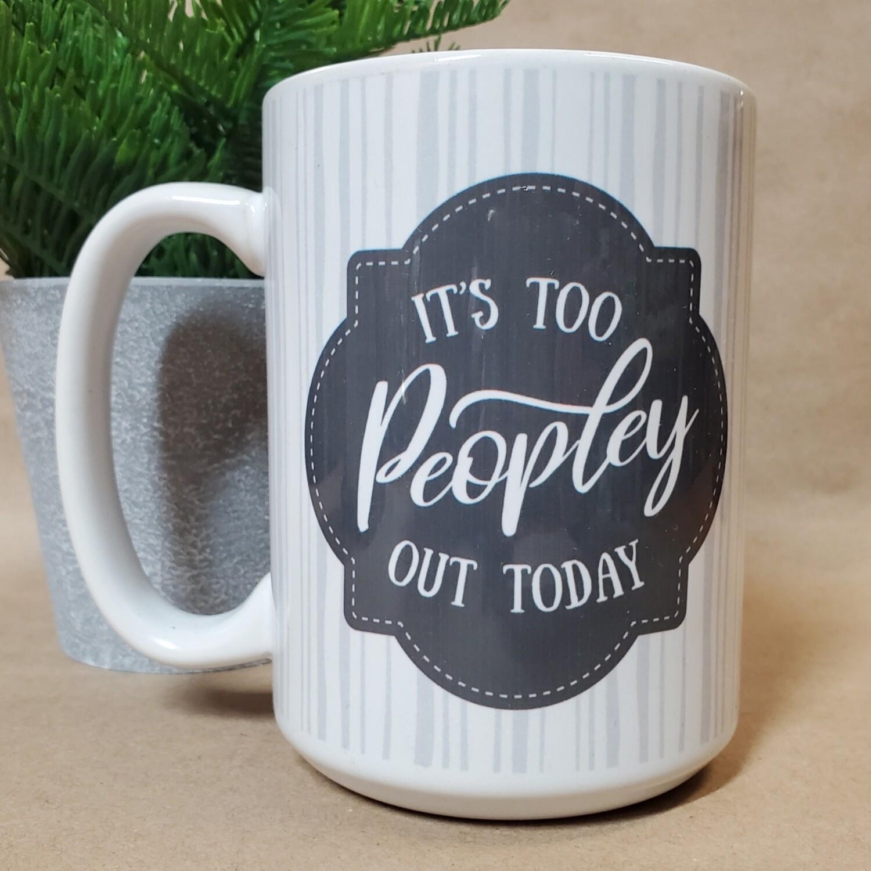 Carson Mug | Too Peopley