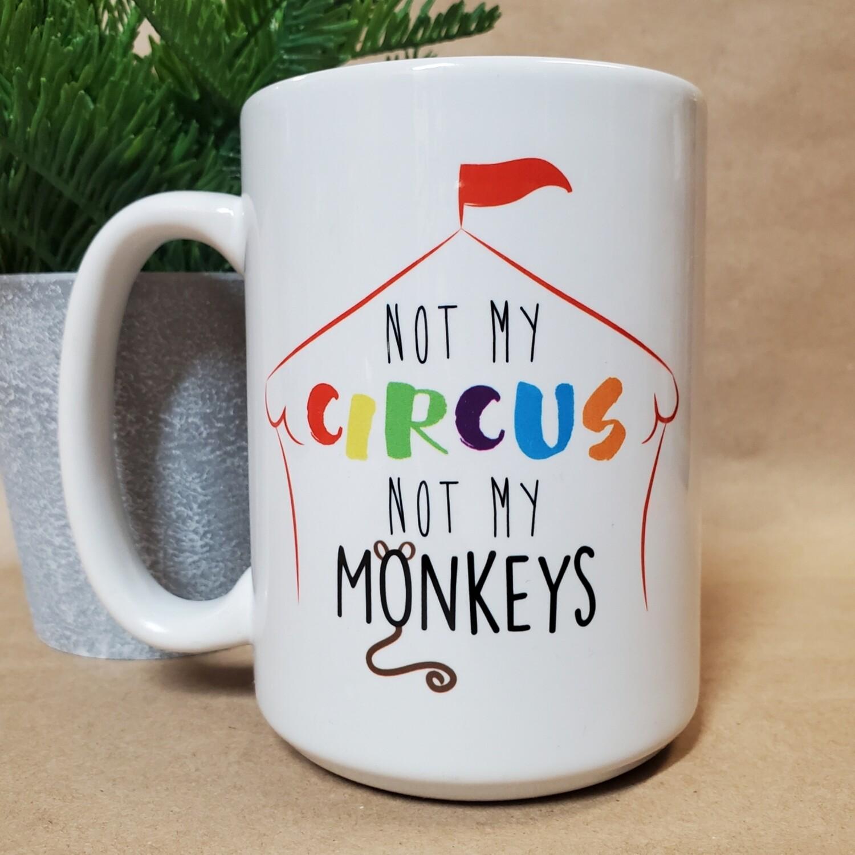 Carson Mug | Circus