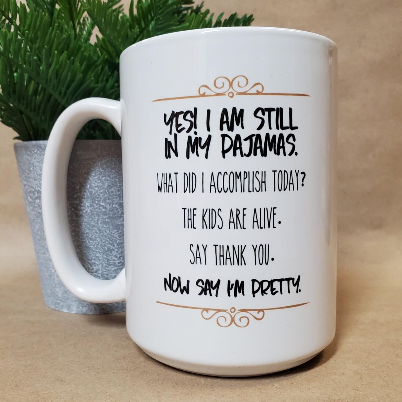 Carson Mug | Pajamas