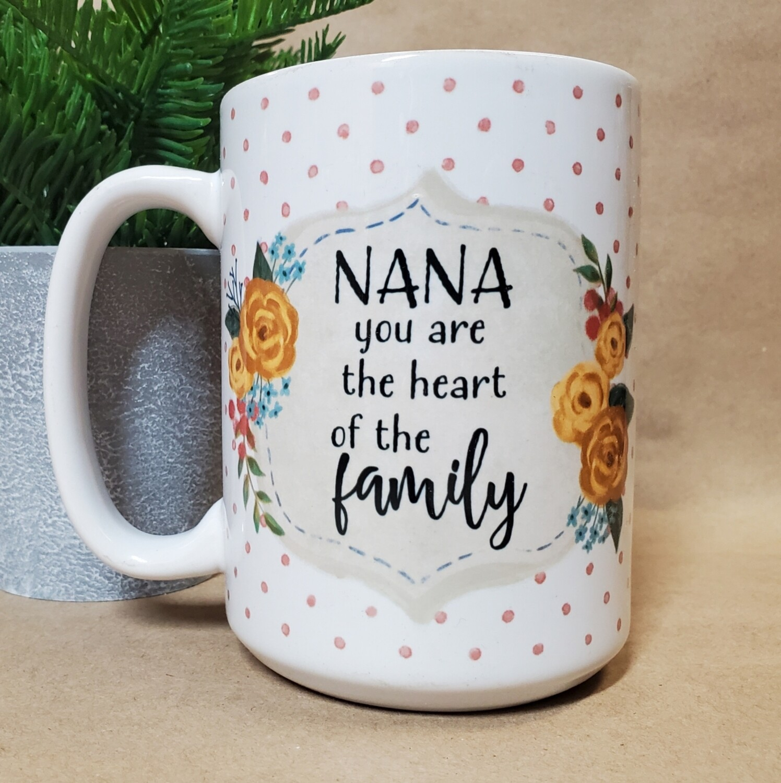 Carson Mug | Nana