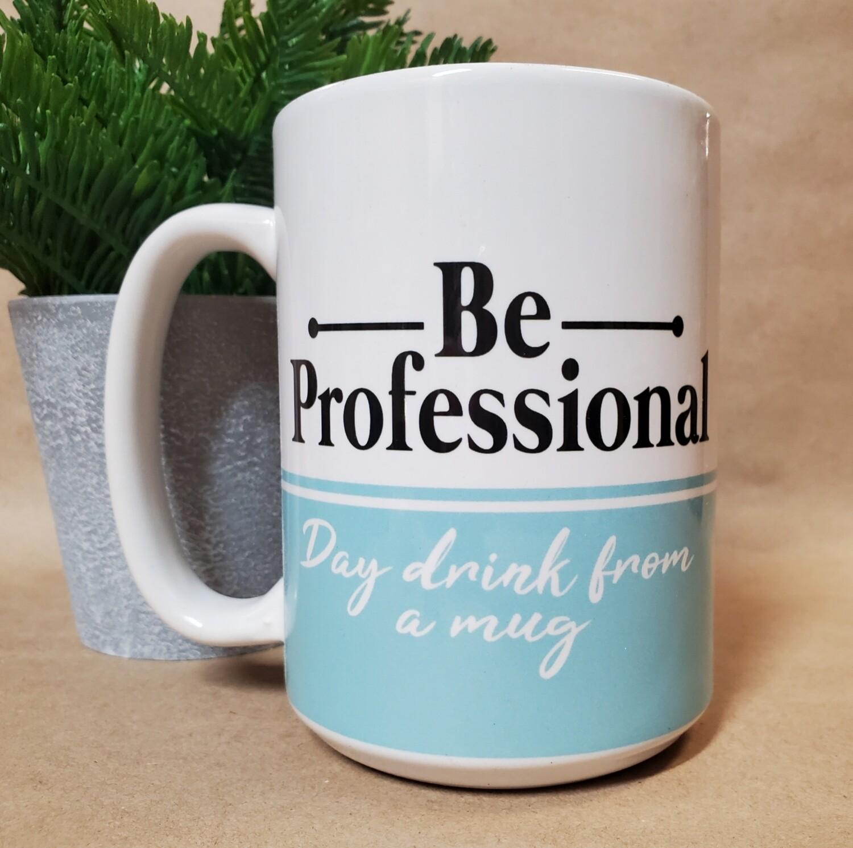 Carson Mug | Be Professional