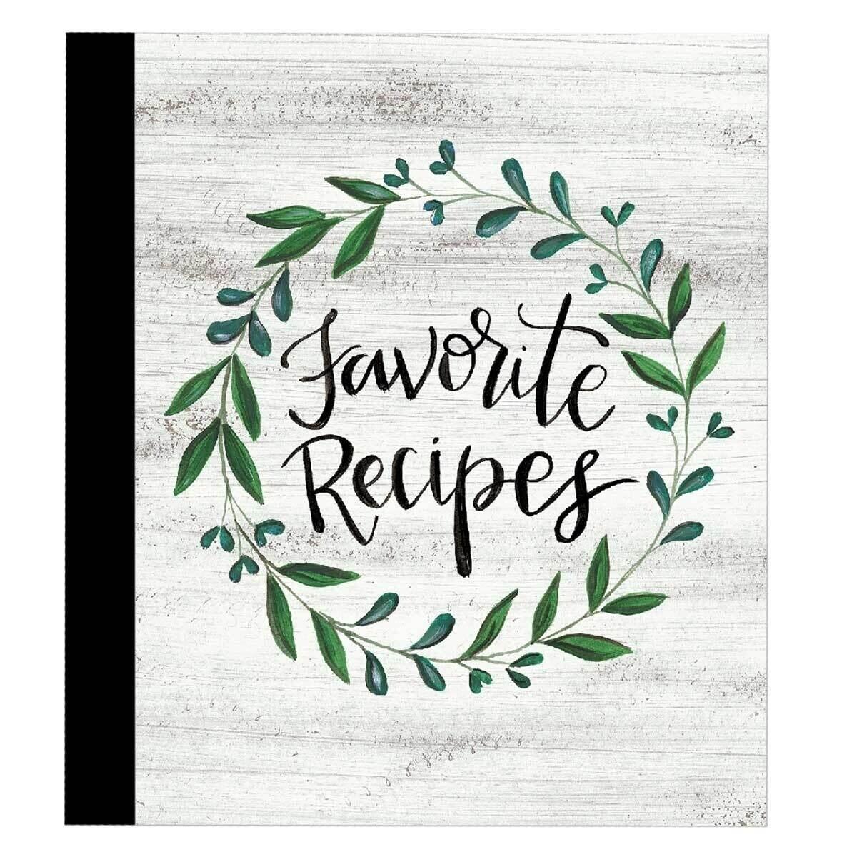 Brownlow Recipe Binder - Vintage Kitchen
