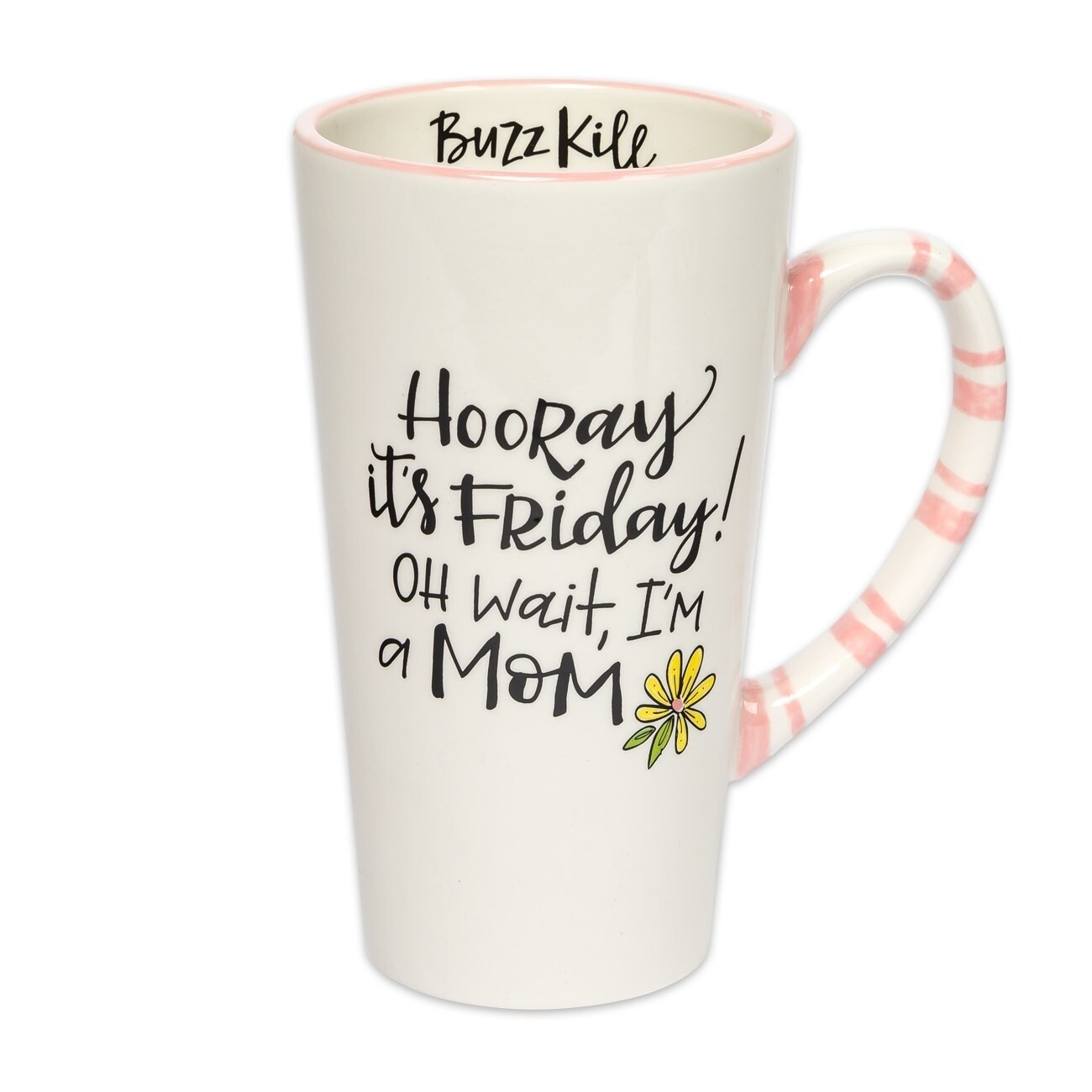 Brownlow Simply Sassy Latte Mug - I'm A Mom