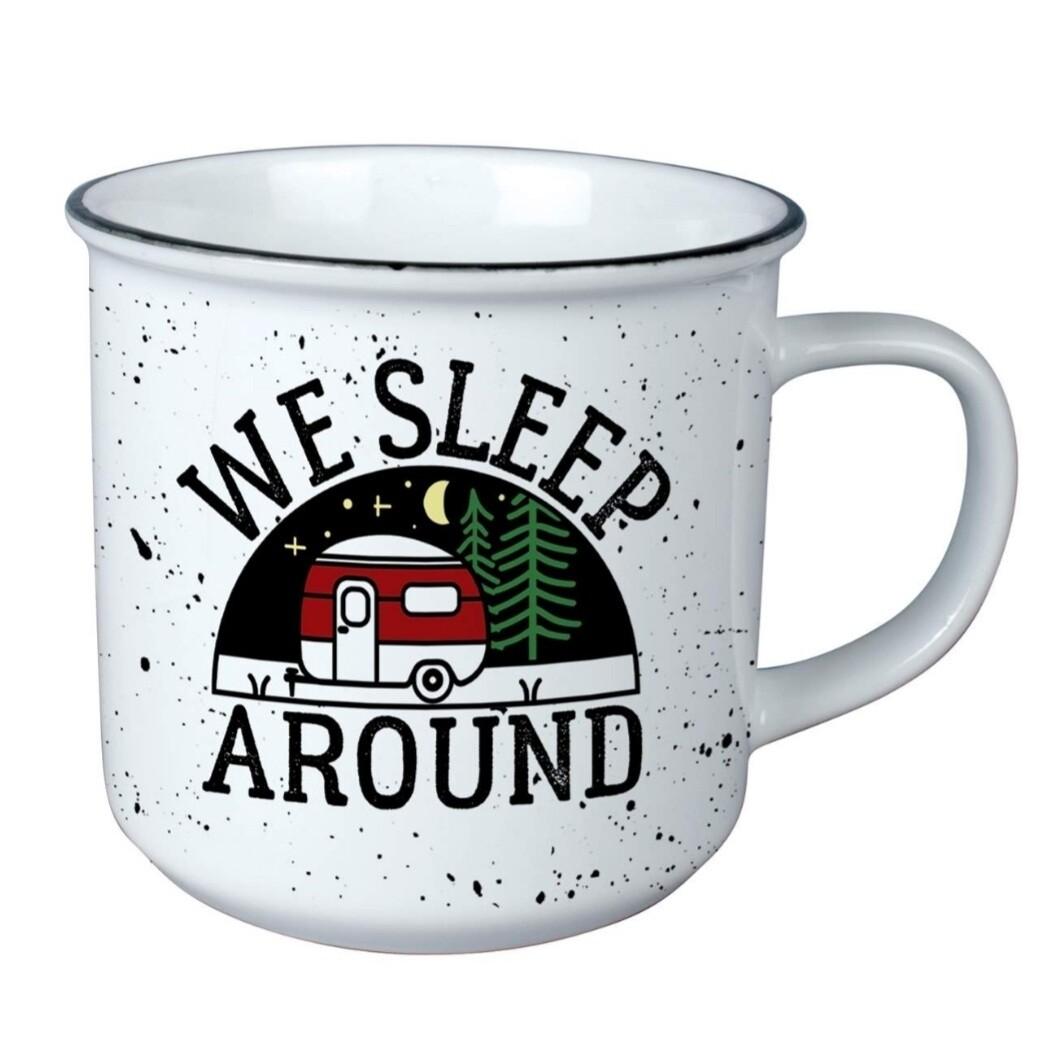 Carson Vintage Mug - We Sleep Around