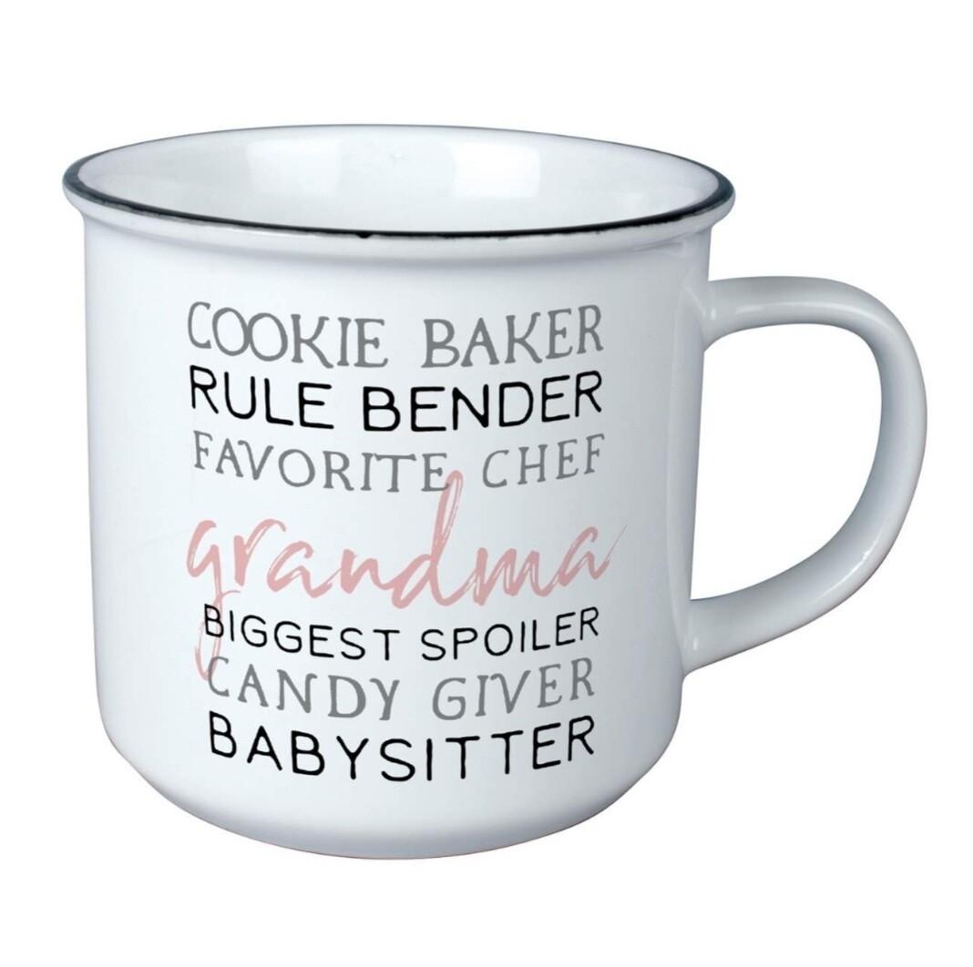 Carson Vintage Mug - Grandma