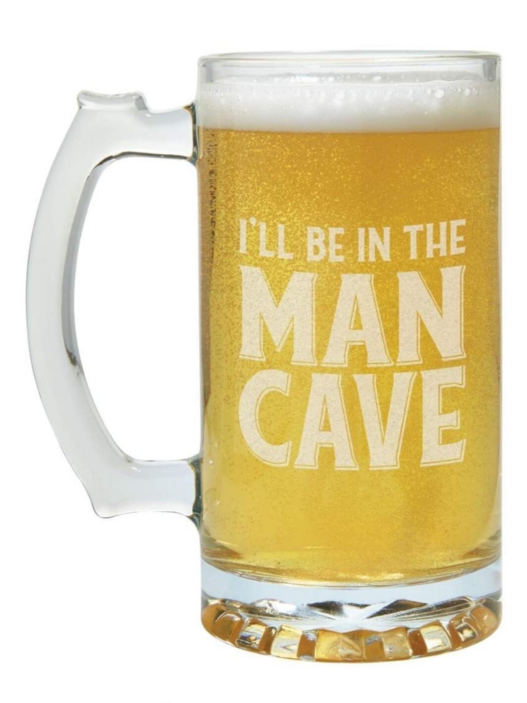 Carson Beer Mug - Man Cave